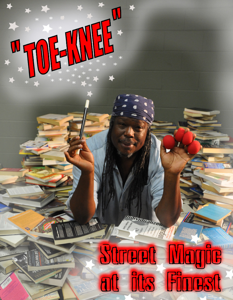 Toe-knee-poster